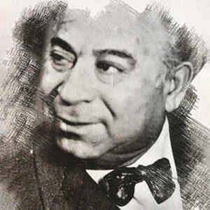портрет Григорий Горелик
