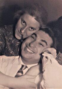 Нонна и Лева, середина 20 века