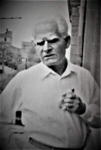 фотопортрет Ладо Гудиавшвили