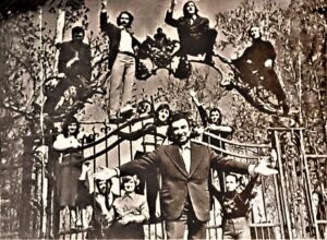 групповое фото - Микро на воротах Липок